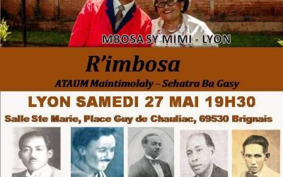 R'imbosa à Lyon le samedi 27 mai 2017