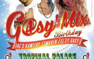 Gasy'Mix birthday
